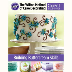 Wilton Course 1 Lesson -Plan Manual Decorare Cu Cremă De Unt