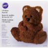 3D MINI TEDDY BEAR CAKE PAN