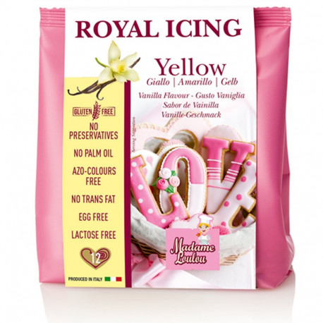 Lace Decor Yellow mix 100 gr