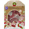 7-PIECE CHRISTMAS COOKIE CUTTER SET