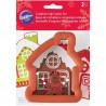 Wilton Gingerbread House & Boy Cookie Cutter