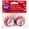Christmas Sweet Holiday Sharing Baking Cups, Mini