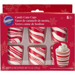 HOLIDAY CANDY GARNISH CURL