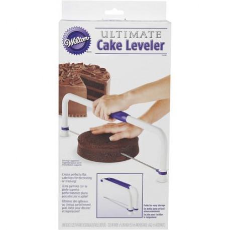 SMALL CAKE LEVELER