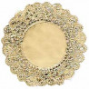 10INCH GOLD DOILIES 6PK