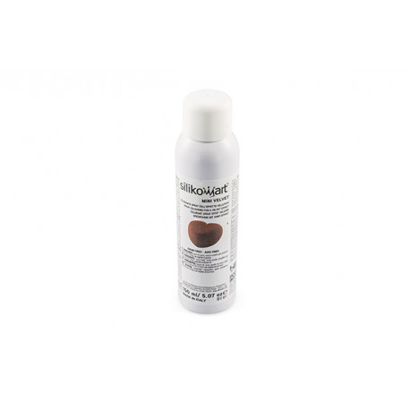 VELVET MINI SPRAY MARRONE