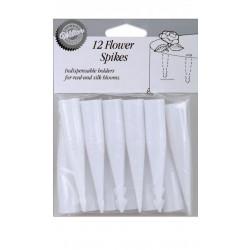 12 Flower Spikes