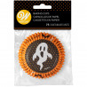 WILTON BAKING CUPS TRICK OR TREAT GHOST