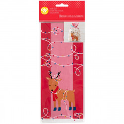 WILTON PARTY BAGS REINDEER
