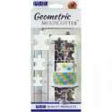 SET OF 3 PUZZLE GEOMETRIC CUTTERS