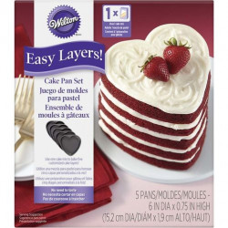 EASY LAYERS! HEARTS TIN SET