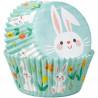 Bunny Standard Baking Cups