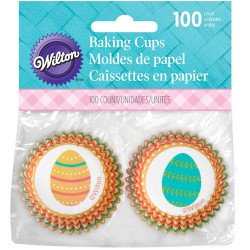 WILTON MINI BAKING CUPS EGGCLECTIC