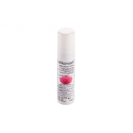 MINI VELVET SPRAY FUCHSIA