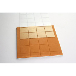 Square Large Impression Mat