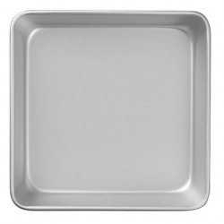 PERFORMANCE PANS ALUMINUM SQUARE CAKE AND BROWNIE PAN