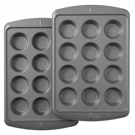Everglide Muffin Pan 2 Pack
