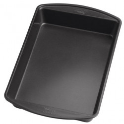 "PERFECT RESULTS 13X9"" OBLONG CAKE TIN"
