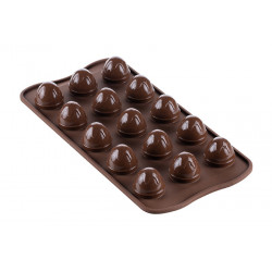 Forma din Silicon Choco Drop