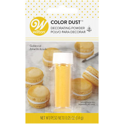 ORANGE COLOR DUST