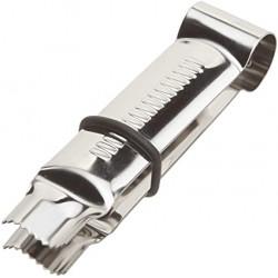 Wavy Line serrated crimper 3/4in
