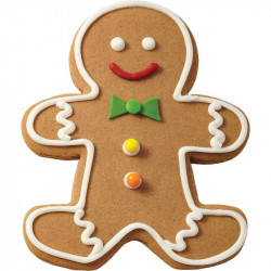 Gingerbread Boy Comfort Grip™ Cutter