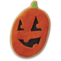 Wilton Comfort Grip Cutter Ghost with Pumpkin