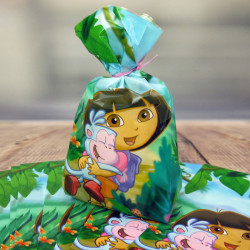 Dora The Explorer 16 Treat Bags