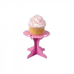 Wilton Individual Cupcake Stand - Pink