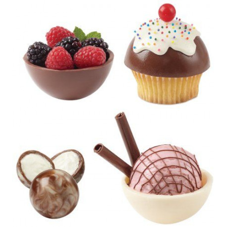 DESSERT DOME CANDY MOLD