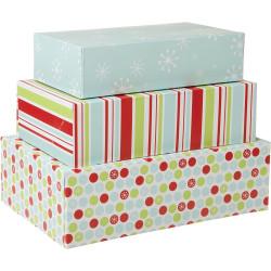 TRT BOX KIT SNWFLKWSH STCK 3CT