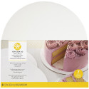 12IN (30.4 CM) CAKE CIRCLES 8 COUNT