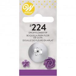 Drop Flower Tip 224 Crd