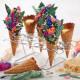 Cupcake Cones Baking Rack, 12-Cavity