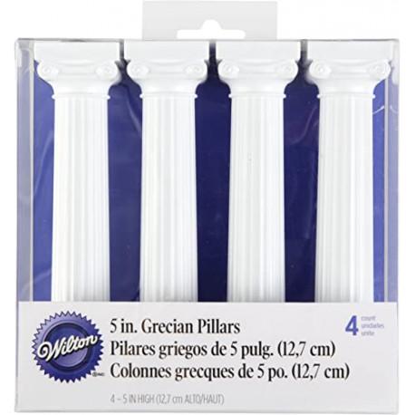 5 GRECIAN PILLARS 4PK