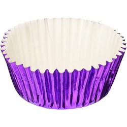 Metallic Purple Standard Baking Cases Pk/30