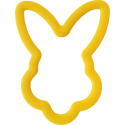 Easter Bunny Rabbit Grippy Cookie Cutter