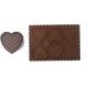 COOKIE CHOC HEARTS 64 X 63 H 4.5 MM-CKC03
