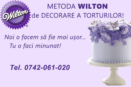 Curs de decorare