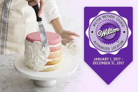 Torta és desszert dekorációs tanfolyamok az amerikai Wilton módszer alapján