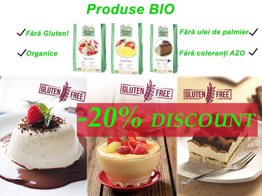 Produse Bio - organice! Click!